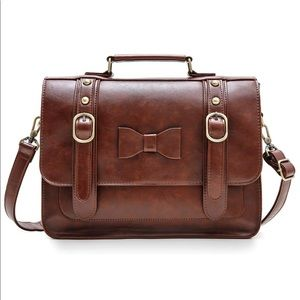 Leather Travel Bag - BLOWOUT SALE!